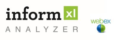 informXL Analyzer WebEx