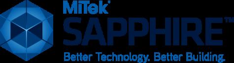 Mitek Sapphire Build Logo