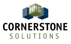 HMS Cornerstone logo